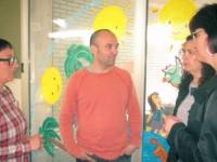 Visita municipal al CEIF Can Puiggener