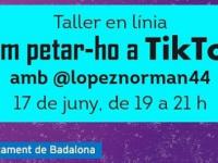 El Badiu Jove de Badalona organitza un curs de TikTok dins el nou #concursBDNmola