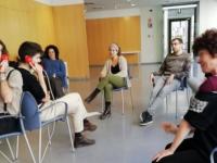 Els monitors de socialització del programa REMS es formen a l'Espai Social Raval