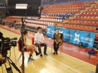 Gedi Media ha participat a la retransmissió del AllStar Copa Catalunya de bàsquet que ha fet la Xarxa de Televisions Locals, a través de Canal Taronja Central.