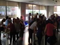 Comença el curs als PAE: més de 200 professionals i 1100 alumnes